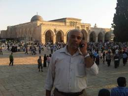 المسجد الأقصى وجون كيري في المنطقة … تيتي تيتي مثل ما رحتي جيتي  / د. كمال إبراهيمعلاونه